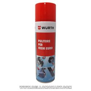 Pulitore per freni WURTH 500 ml
