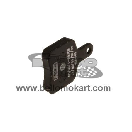 Pastiglia freno singola BS5 - BS6 OTK - Tonykart